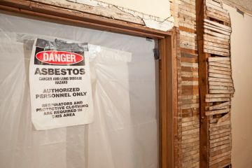 Asbestos Removal by Services 3,2,1 Corp